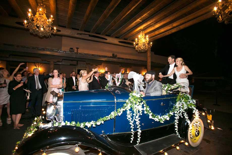 santa fe wedding planning